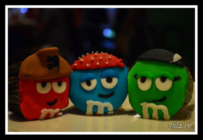 Pirates M&Ms
