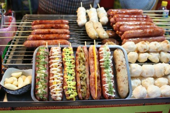 Food at Cingjing