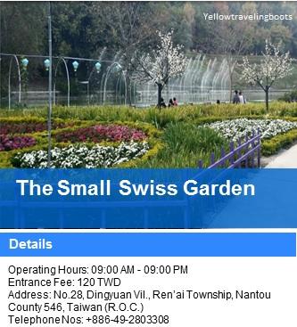 The Small Swiss Garden