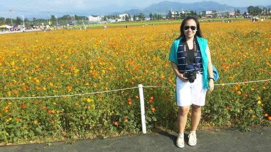 Sea of Flower and Me
