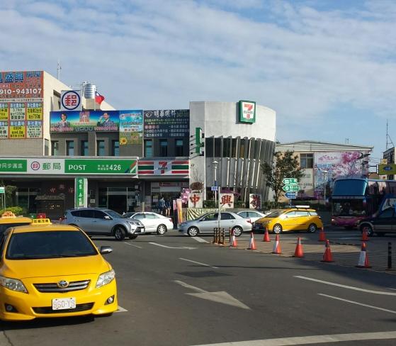 Zhongxingling Landmarks
