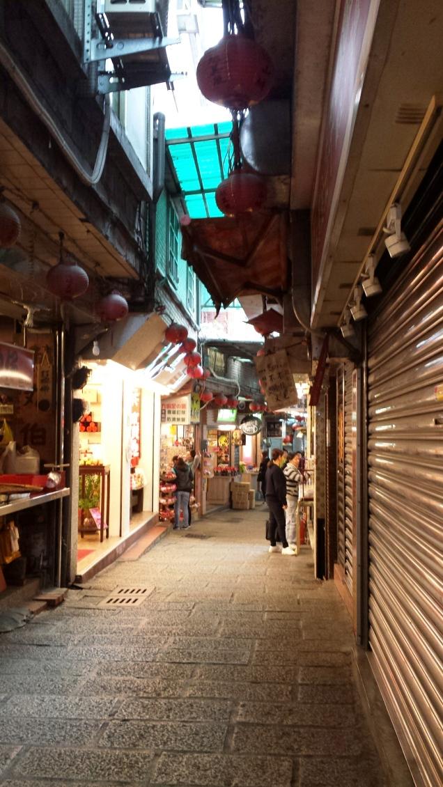 Jiufen Alley