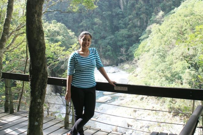 Me at Shakdang Trail