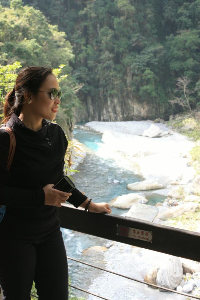 Me at the Shakadang Trail 4