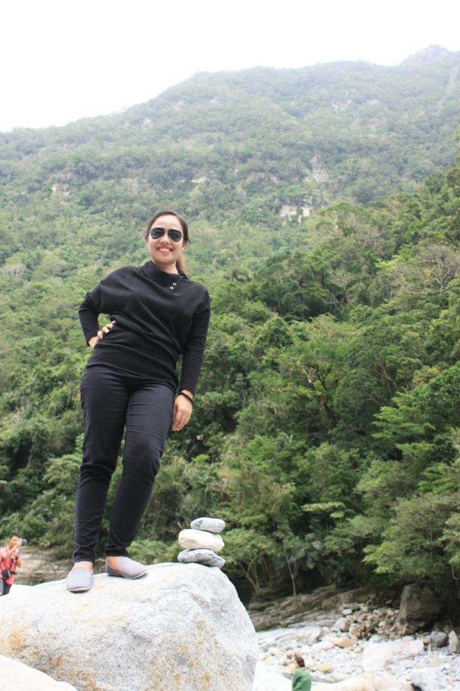 Posing - Shakadang Trail