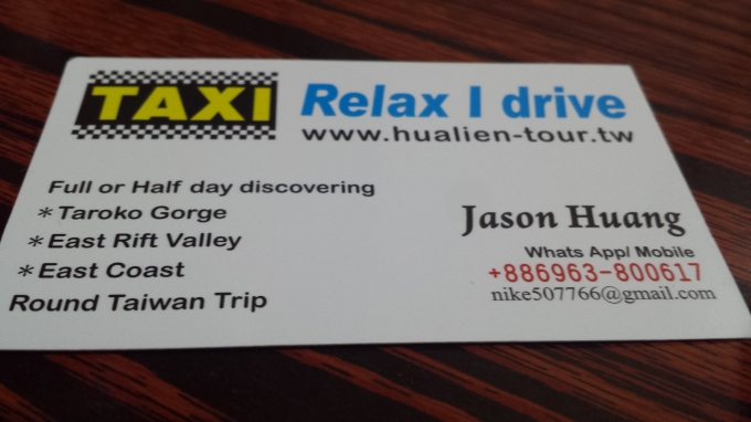 Taxi English