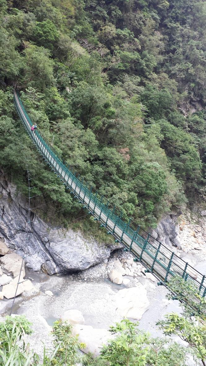 Yuefei Pavilion Suspension Bridge